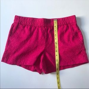 J. Crew Factory Shorts - J. Crew Factory 100%. cotton pink shorts